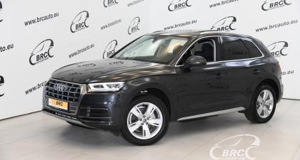 Audi Q5 2.0T Quattro Premium Plus Automatas