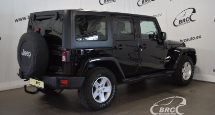 Jeep Wrangler CRD Sahara A/T