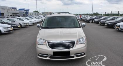 Chrysler Town Country 3.6 StownNGo LPG Automatas