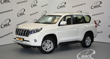Toyota Land Cruiser 3.0 D-4D 4WD 150 Series