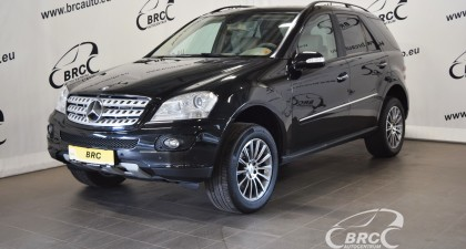 Mercedes-Benz ML 320 CDI 4 Matic