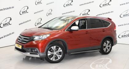 Honda CR-V 2.0 i VTEC Exclusive AWD Automatas