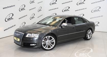 Audi S8 5.2 V10 Quattro Automatas