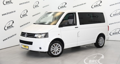 Volkswagen Multivan 2.0 TDI 4Motion Highline