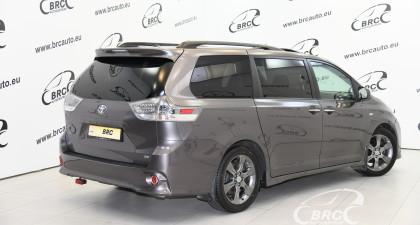 Toyota Sienna 3.5 SE LPG Automatas