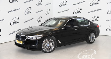BMW 530 xDrive E-drive Plug-In Automatas