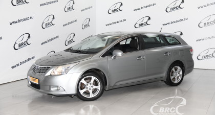 Toyota Avensis 2.0 D-4D Sol-Type Wagon