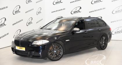 BMW M550 d xDrive Automatas VARIKLIO DEFEKTAS