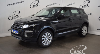 Land-Rover Range Rover Evoque