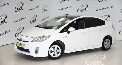 Toyota Prius Dual VVT-i LPG Hybrid