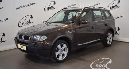 BMW X3 3.0i A/T