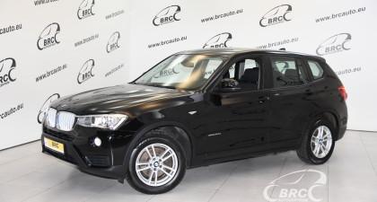 BMW X3 xDrive 30d Automatas