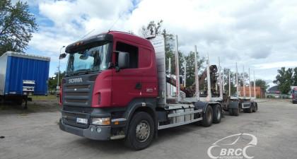 Scania R 420 +NARKO (2006)
