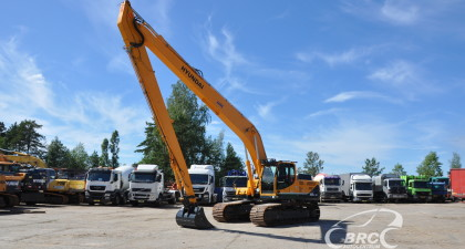 Hyundai R300LC-9A L/R Long Reach