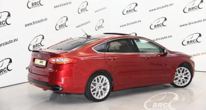 Ford Fusion 2.0 Ecoboost Titanium Automatas