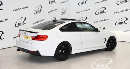 BMW 428 i M-performance Automatas