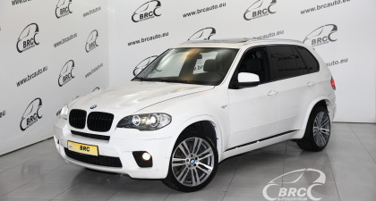 BMW X5 3.0i xDrive Automatas VARIKLIO DEFEKTAS