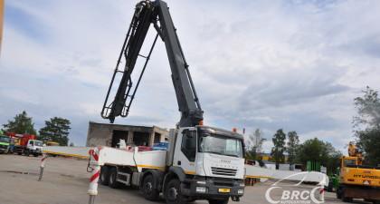 Iveco Trakker Cifa K4/44  8x4