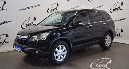 Honda CRV i-VTec M/T