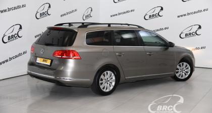 Volkswagen Passat 2.0 TDI DSG Variant Automatas