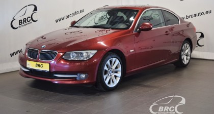 BMW 330 D xDrive Coupe