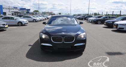 BMW 740 d x-Drive M-Pakett Automatas