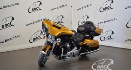 Harley-Davidson CVO Ultra Limited