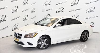 Mercedes-Benz CLA 250 Automatas