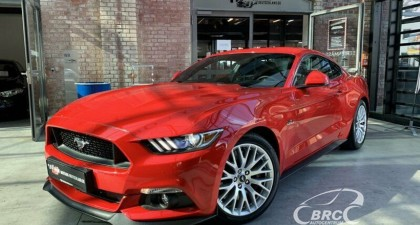 Ford Mustang GT 5.0 FastBack Premium