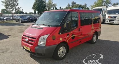 Ford Transit 2.2 TDCi EUROLINE