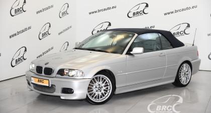 BMW 330 CI Cabrio Automatas