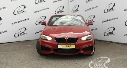 BMW 228 2.0i Cabrio Automatas