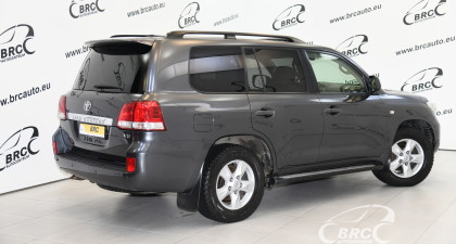 Toyota Land Cruiser 4.5 V8 D-4D 4WD L200 Automatas