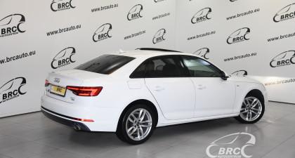 Audi A4 2.0 TFSI S-line Ultra Automatas