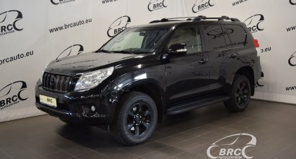 Toyota Land Cruiser A/T