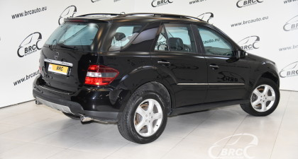 Mercedes-Benz ML 280 CDI 4Matic Automatas