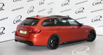 BMW 535 d M-performance Individual Automatas