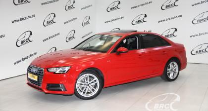 Audi A4 2.0 T Ultra S-Line Automatas