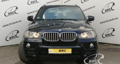 BMW X5 35d xDrive M-Packett Automatas