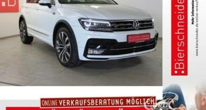 Volkswagen Tiguan 2.0 TSI DSG Highline R-Line
