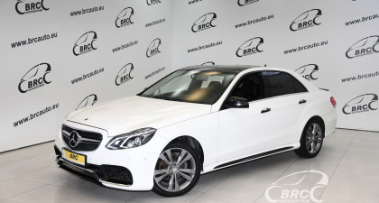 Mercedes-Benz E 200 CDI AMG Line Automatas