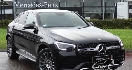Mercedes-Benz GLC  d Coupé 4MATIC 9G-Tronic AMG
