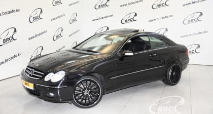 Mercedes-Benz CLK 200 Kompressor Avantgarde Automatas