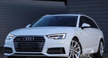 Audi A4 3.0 TDI Quattro Automatas