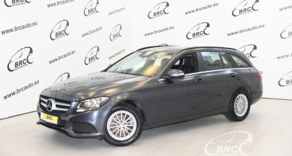 Mercedes-Benz C 200 CDI BlueTec Sports Tourer