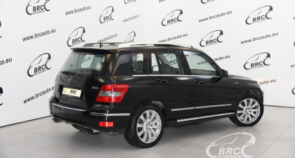 Mercedes-Benz GLK 220 CDI BlueEFFICIENCY Automatas