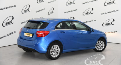 Mercedes-Benz A 180 BlueEFFICIENCY Automatas