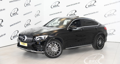 Mercedes-Benz GLC 250 Coupe  4MATIC AMG Line Automatas