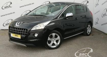 Peugeot 3008 1.6 HDi Automatas