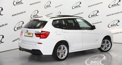 BMW X3 Xdrive35i Automatas